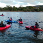 Flatwater Kayaking