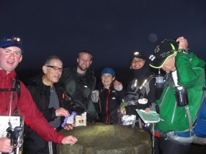 The Peak District Challenge trekking or running event