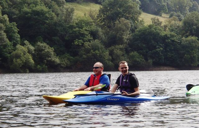 Improvers Paddlesport Course