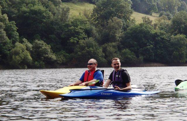 "Improvers paddlesport course (leading to British Canoeing ""Explore Award"")"