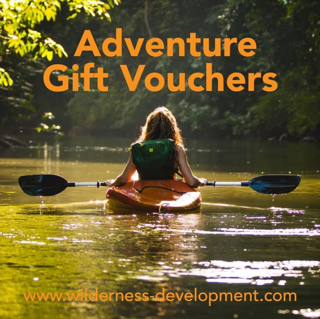 Started your Xmas shopping yet?? Give the gift of adventure this year, and have something excitin…
