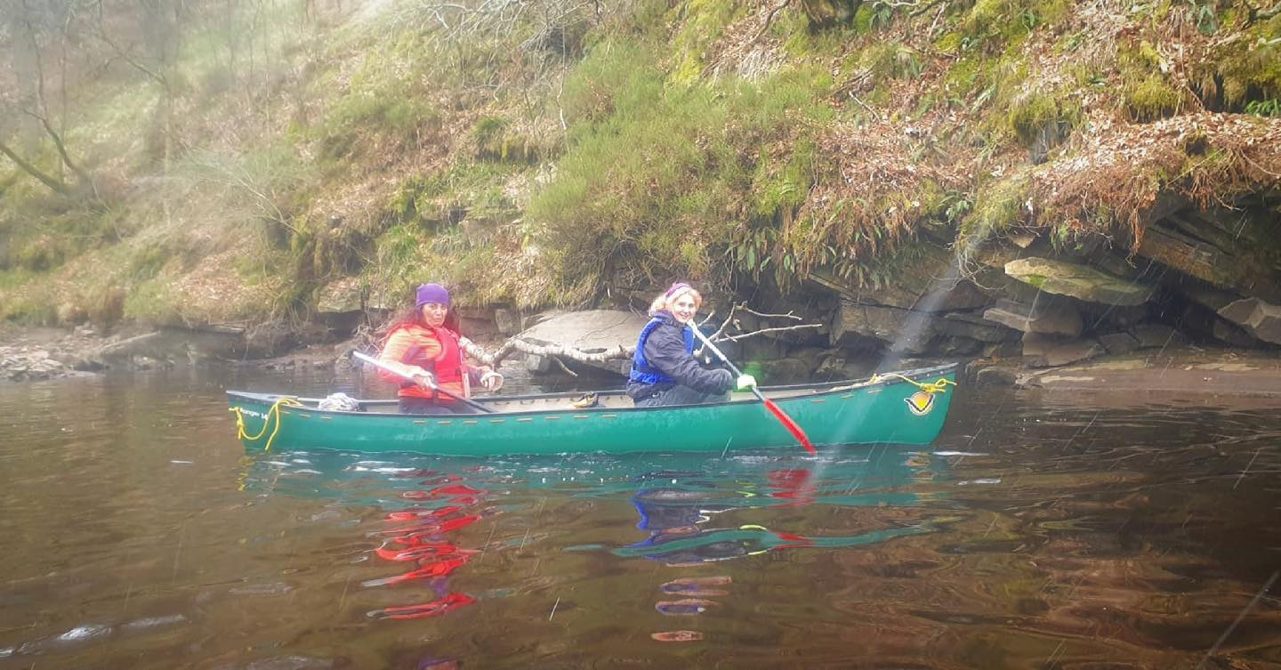 First canoeing session of the year at Errwood Reservoir. Join us for our next session on 1 May (Afternoon session only)  https://www.wilderness-development.com/watersports/open-canoeing 🛶⛰🛶 . . . #wildernessdevelopment #smallbusiness #kayaking #watersports #kayak #trysomethingnew #buxton #outdoorpursuits #outdooradventures #outdooractivities #nationalparksuk #booknow