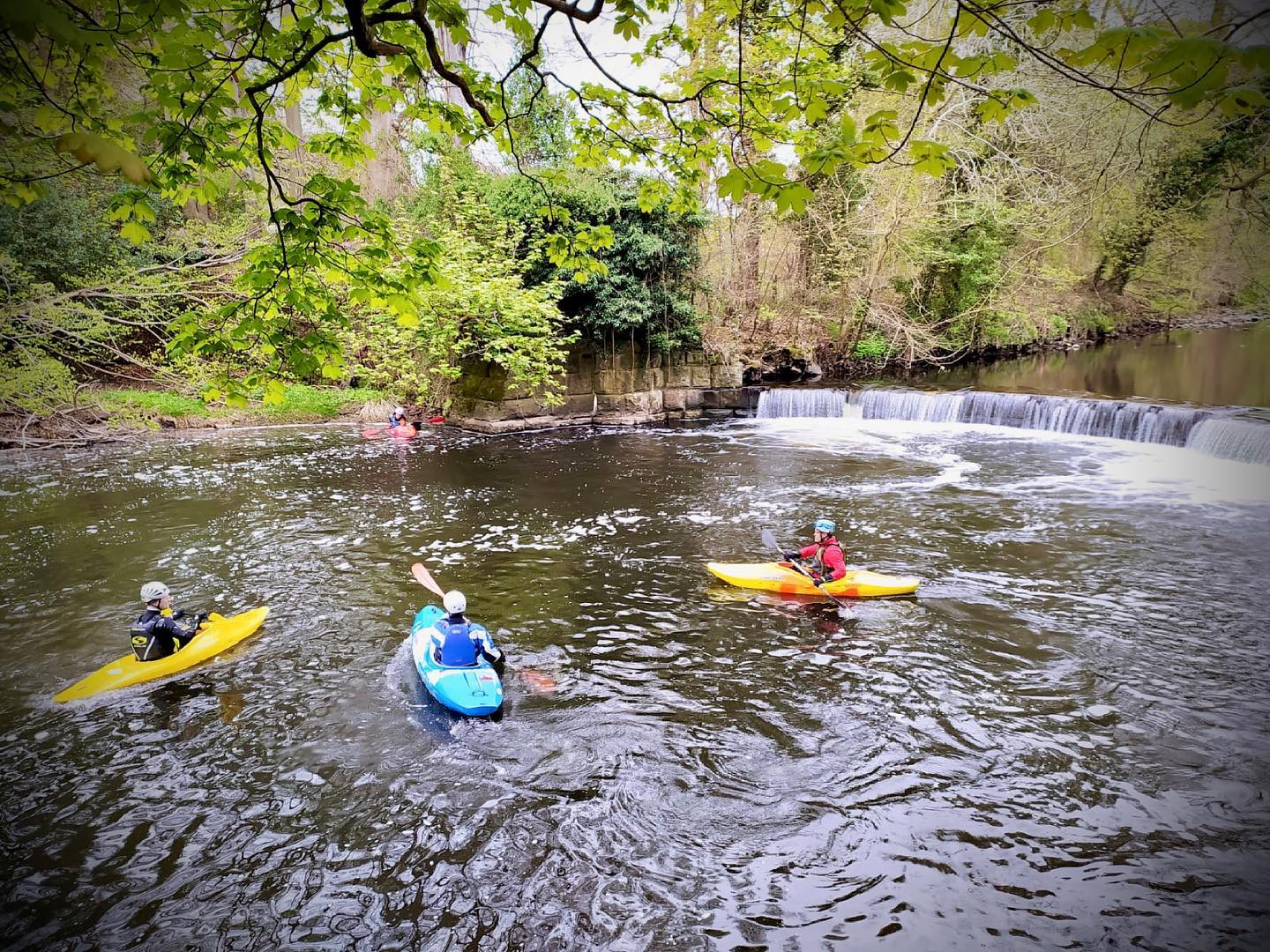 "We love receiving great reviews on TripAdvisor, like this one from Adam who came kayaking with us over the weekend:   ""Great weekend spent with Wilderness Development with the team, getting certified for the upcoming Raid in France 2021 expedition race.  Covered: - Kayaking skills - Rope skills - Caving navigation - Environmental considerations in the respective disciplines, fauna & flora.  Slickly organised, great trainers (John, Chris & Pete), with the course built specifically to our requirements, and focused on maximising our race experience over and above the certification details.  If I need more certs in the future, I'll be back.  Thanks, Will & co!"