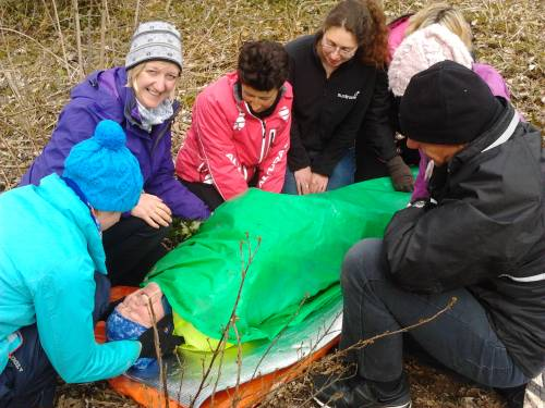 Outdoor First Aid course 16 hours